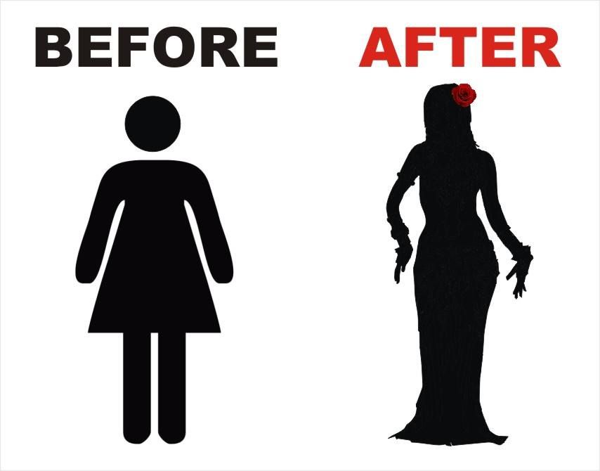 Before After So True Once You Start Belly Dancing You Become