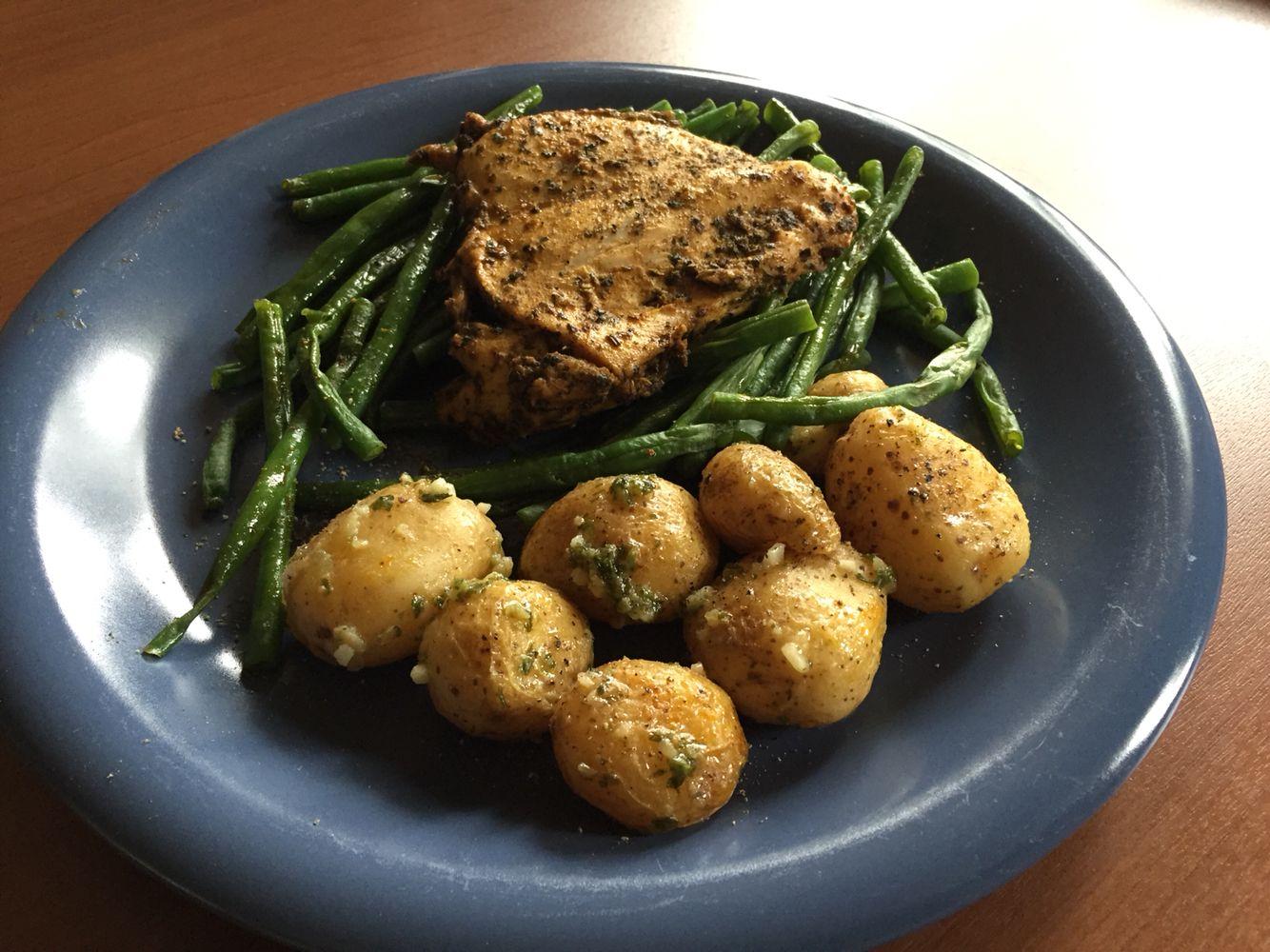 Chicken roze Marijn, my lunch today!