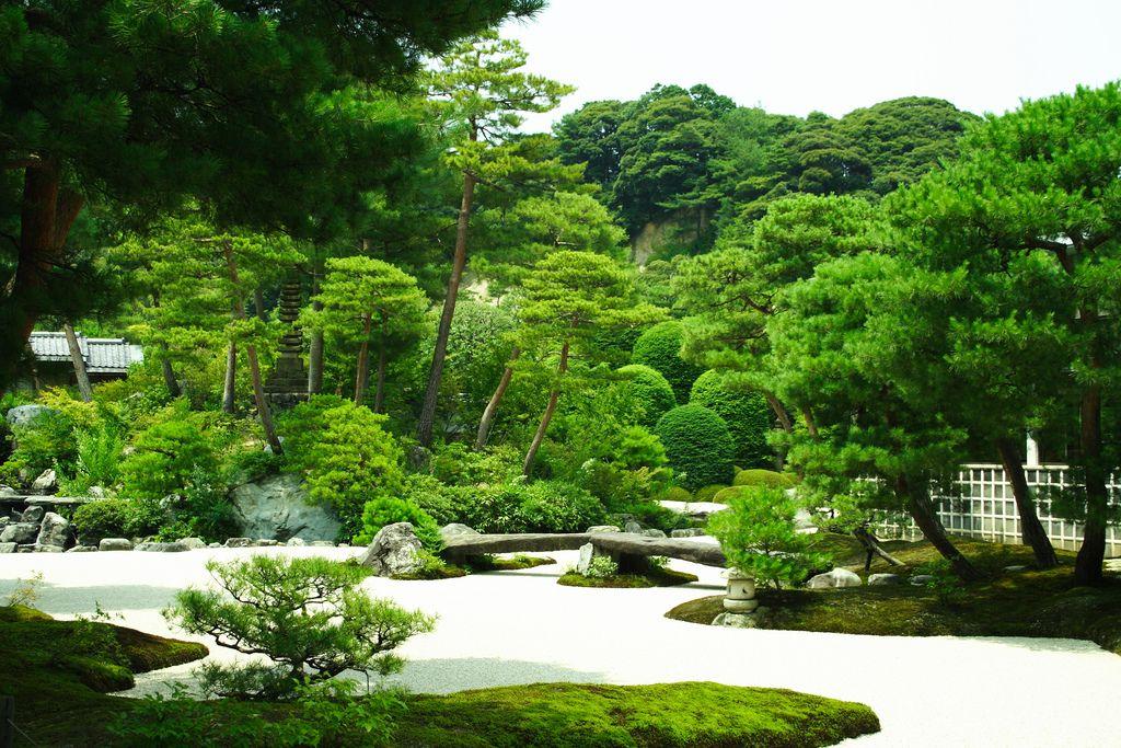 Chinese zengarden Asian garden, Garden landscaping, Zen