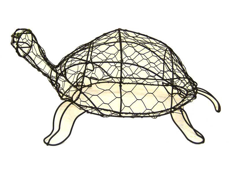 Turtle Aquatic Animal Topiary Frame | Garden | Pinterest | Topiary ...