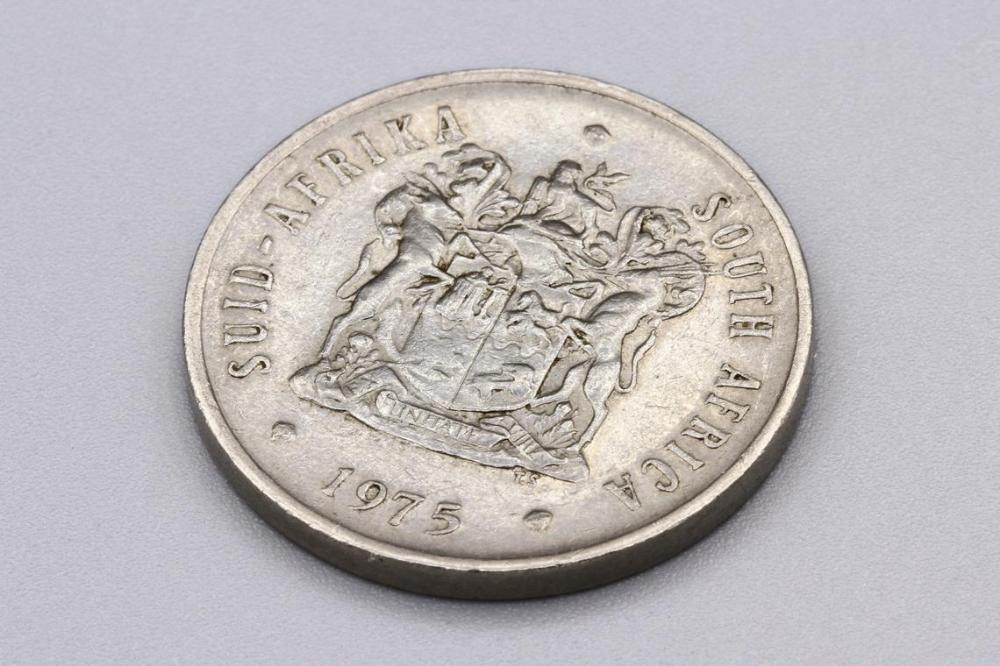 Coin value afrika suid 1 Cent