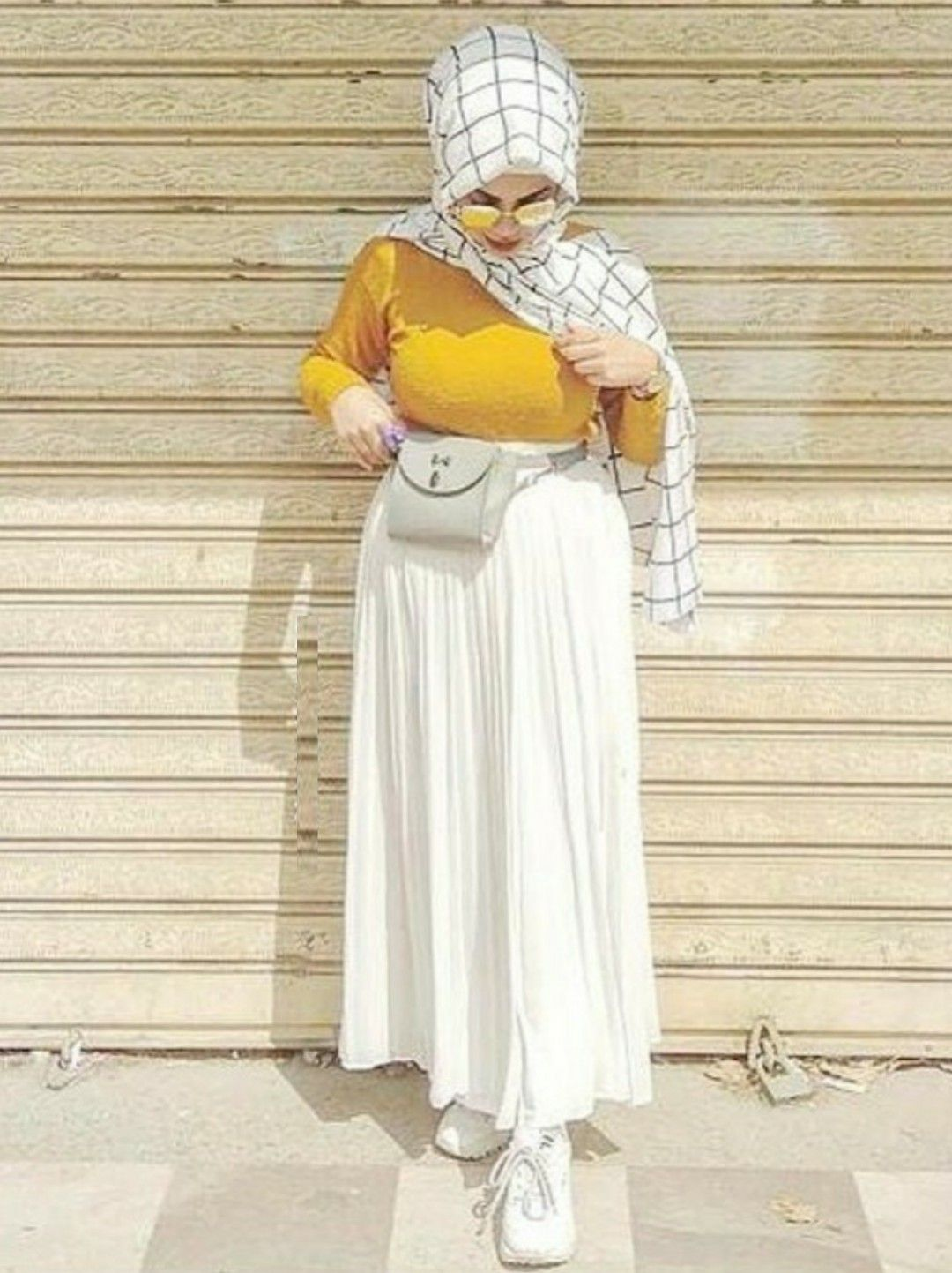 Pin By Mahmoud Badawy On Fashion Hijab Fashion Muslim Fashion Outfits Fashion Outfits