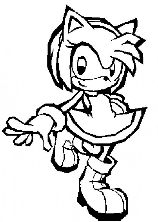 Sonic Hedgehog Kids Colouring Pictures To Print And Colour Online Hedgehog Colors Coloring For Kids Coloring Pictures