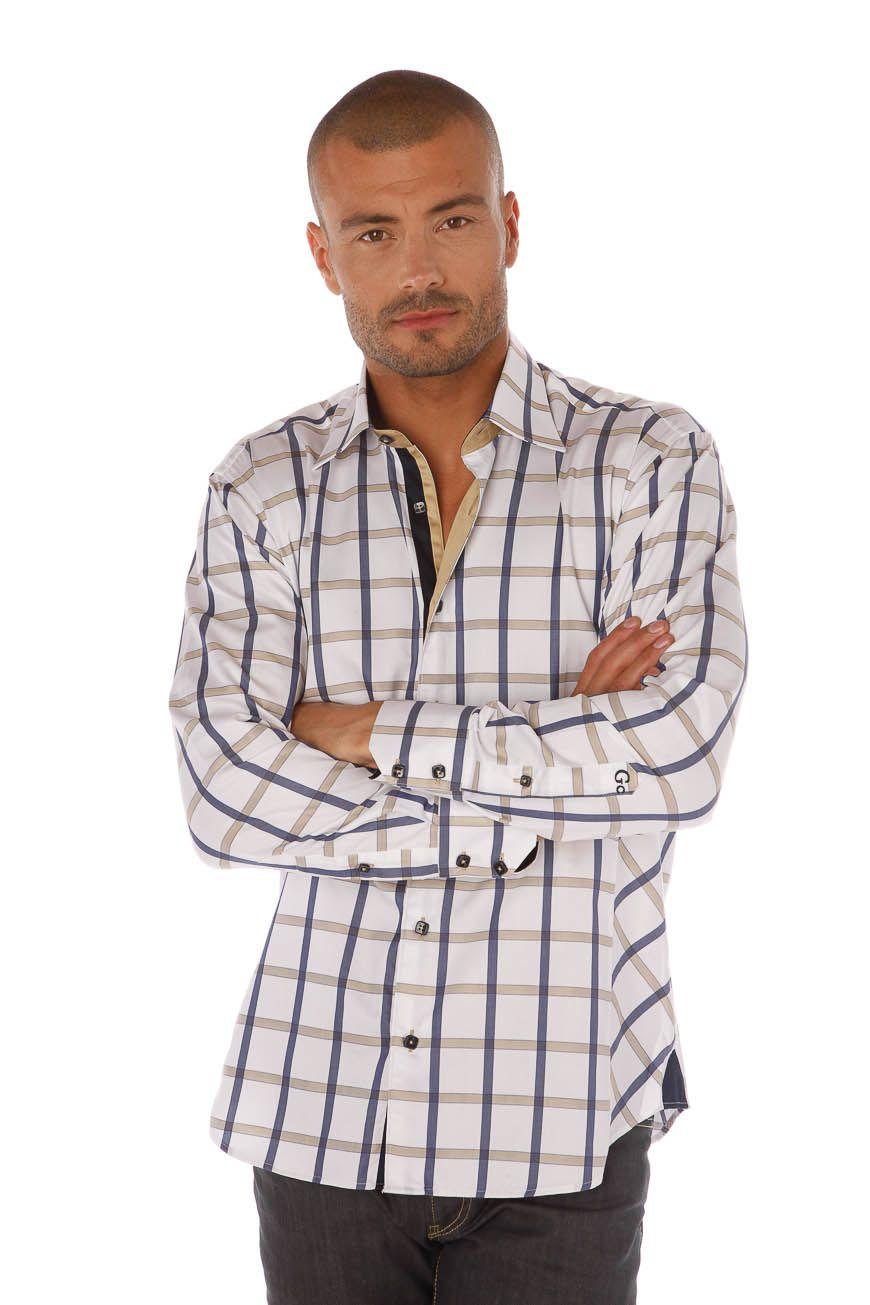 Epingle Sur Chemises Homme