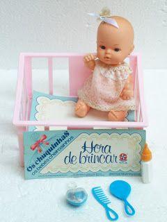 Boneca Chuquinha Hora De Brincar Love 80 90
