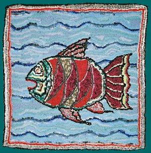 Fish - Lewis Creed