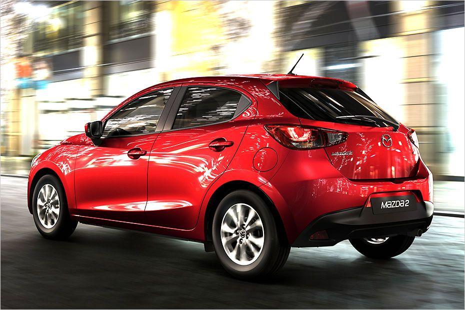 Der neue Mazda 2 Mazda, Mazda 2 und Neue wege