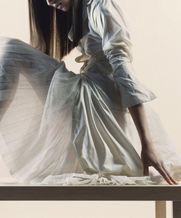 """Chic & Minimal"". Anne-Marie Van Dijk by John Akehurst"