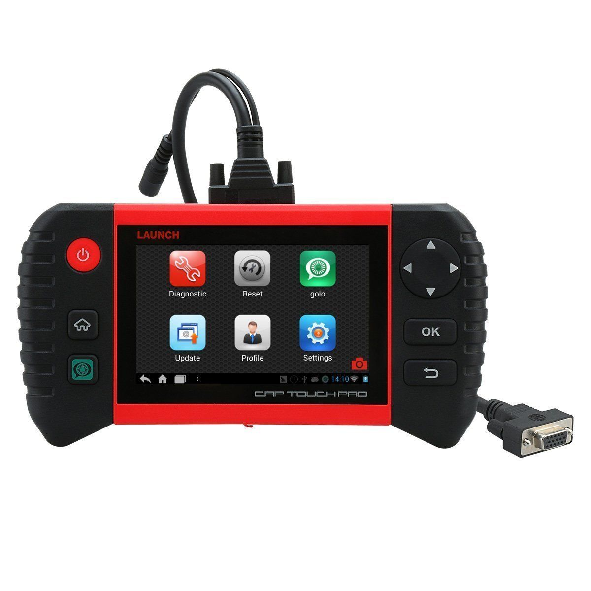LAUNCH OBD2 Scanner CRP Touch Pro Full System