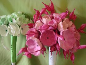 Matrimonio ecologico, Roma.  Eco wedding: round bouquet