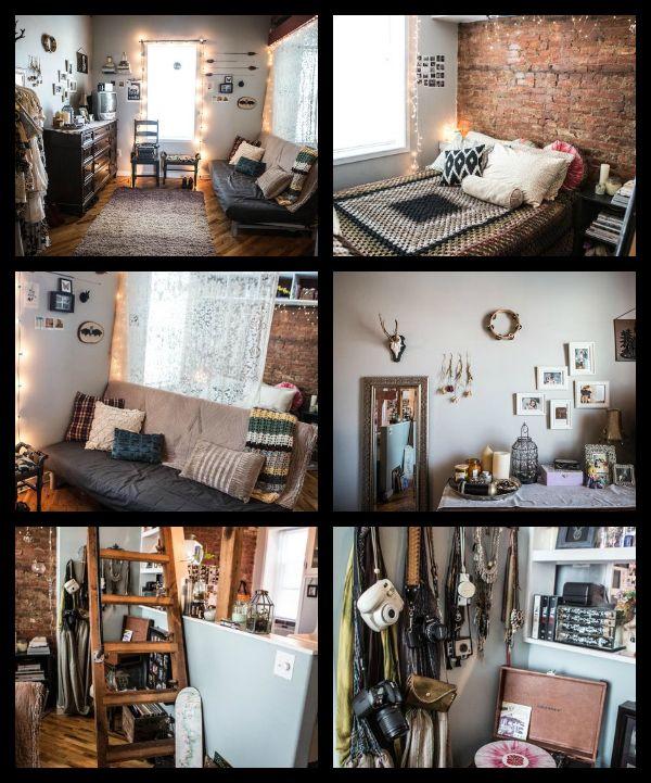 Church Lofts Of Fishtown Apartments Philadelphia Pa: Trendy Homes: Alyssa's Studio Space In Fishtown