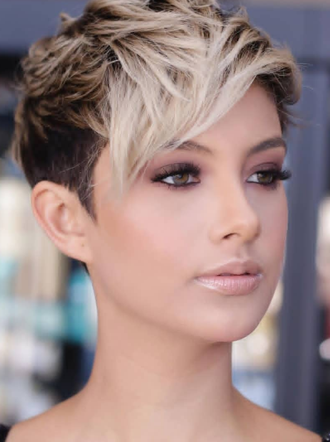 20 Stlylish Clebrities Pixie Hairstyles Short Hair Styles Hair Styles Short Pixie Haircuts