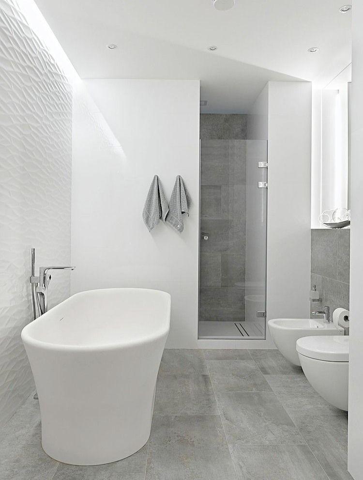 Contemporary Eclectic Bathroom Modern