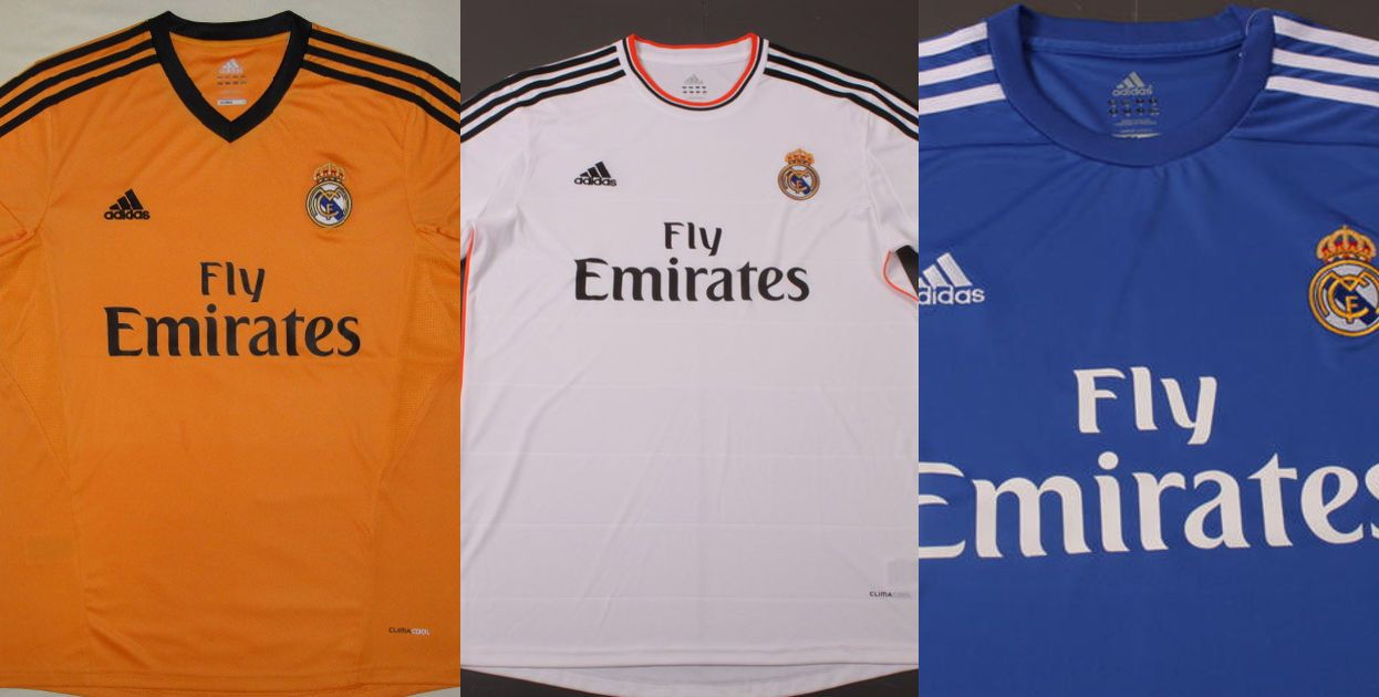 f56df317709ab Nueva Indumentaria De Real Madrid