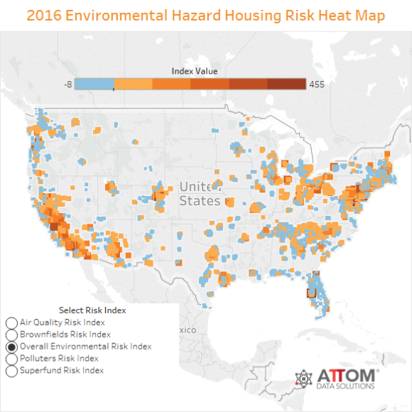 17 Million U S Homes Worth 4 9 Trillion Are In Environmental Hazard Zones Millions Of Homes And Condominiums A Danger Zone Home And Family Supportive
