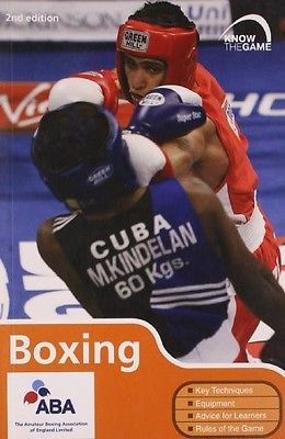 Boxing (know the game) #amateur boxing association, #hickey, #kevin new book,  View more on the LINK: 	http://www.zeppy.io/product/gb/2/182189256163/