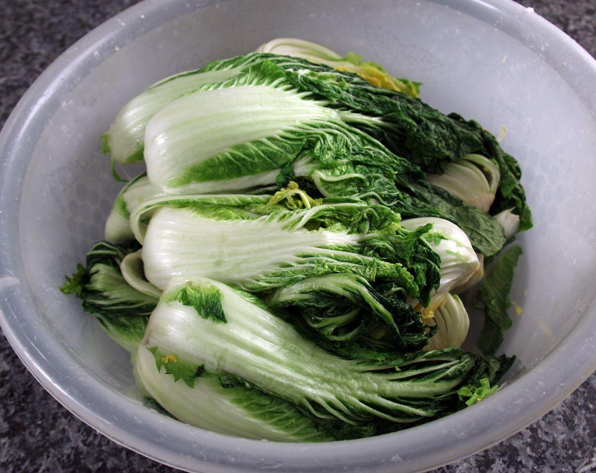 Baechukimchi kkakdugi recipe kkakdugi recipe kimchi