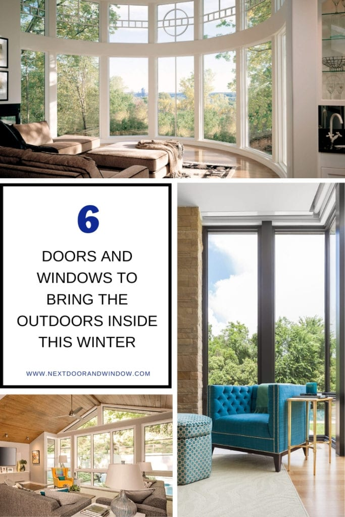 Windows To Bring The Outdoors Inside