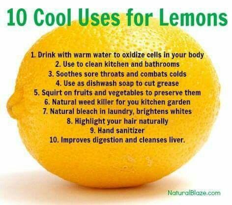 Cool uses of Lemon