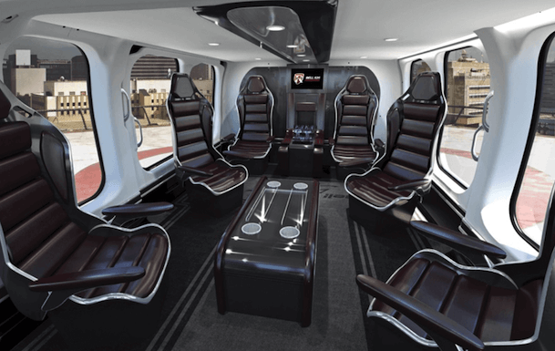 El helicóptero Bell 525 estará certificado en 2017