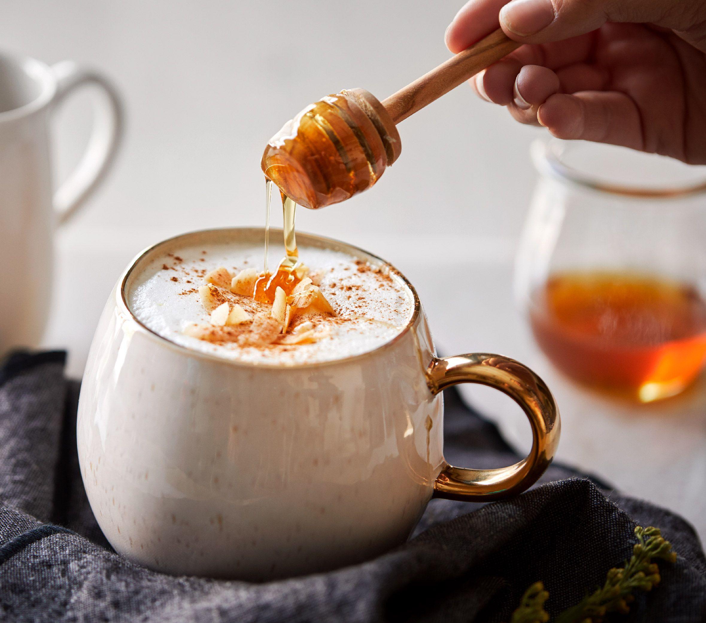 Coconut Latte Recipe, Latte