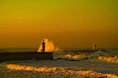 Hot Lighthouse