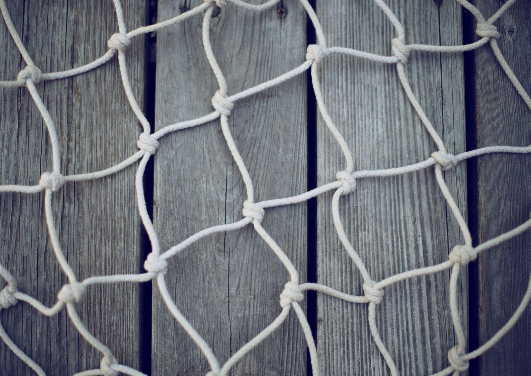 Diy Como Fazer Uma Rede Com Imagens Redes De Pesca Balanco De