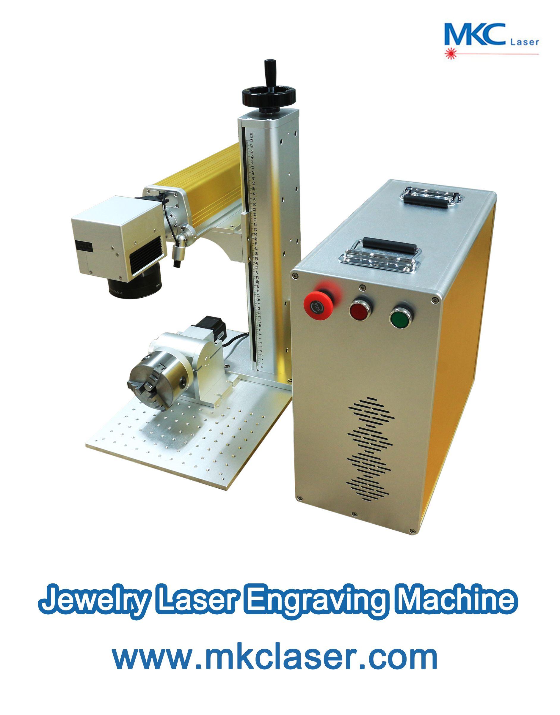 Jewelry Portable Laser Engraving Machine Shenzhen Factory Laser Engraving Machine Laser Engraving Laser Marking
