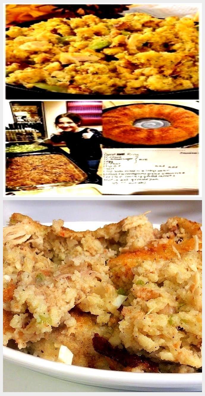 I conquered this recipe - Grandma's Southern Cornbread Dressing - My Blog - Cornbread #cornbreaddressing I conquered this recipe - Grandma's Southern Cornbread Dressing - My Blog - Cornbread, #Blog #conquered #Cornbread #dressing #Grandma39s #recipe #Southern