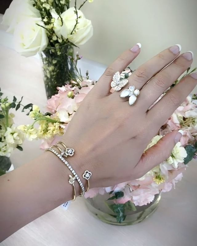 Seeing Such Pretty Jewels Gives Me Butterflies Braxjewelers Womens Wedding Bands Womens Engagement Rings Wedding Bands