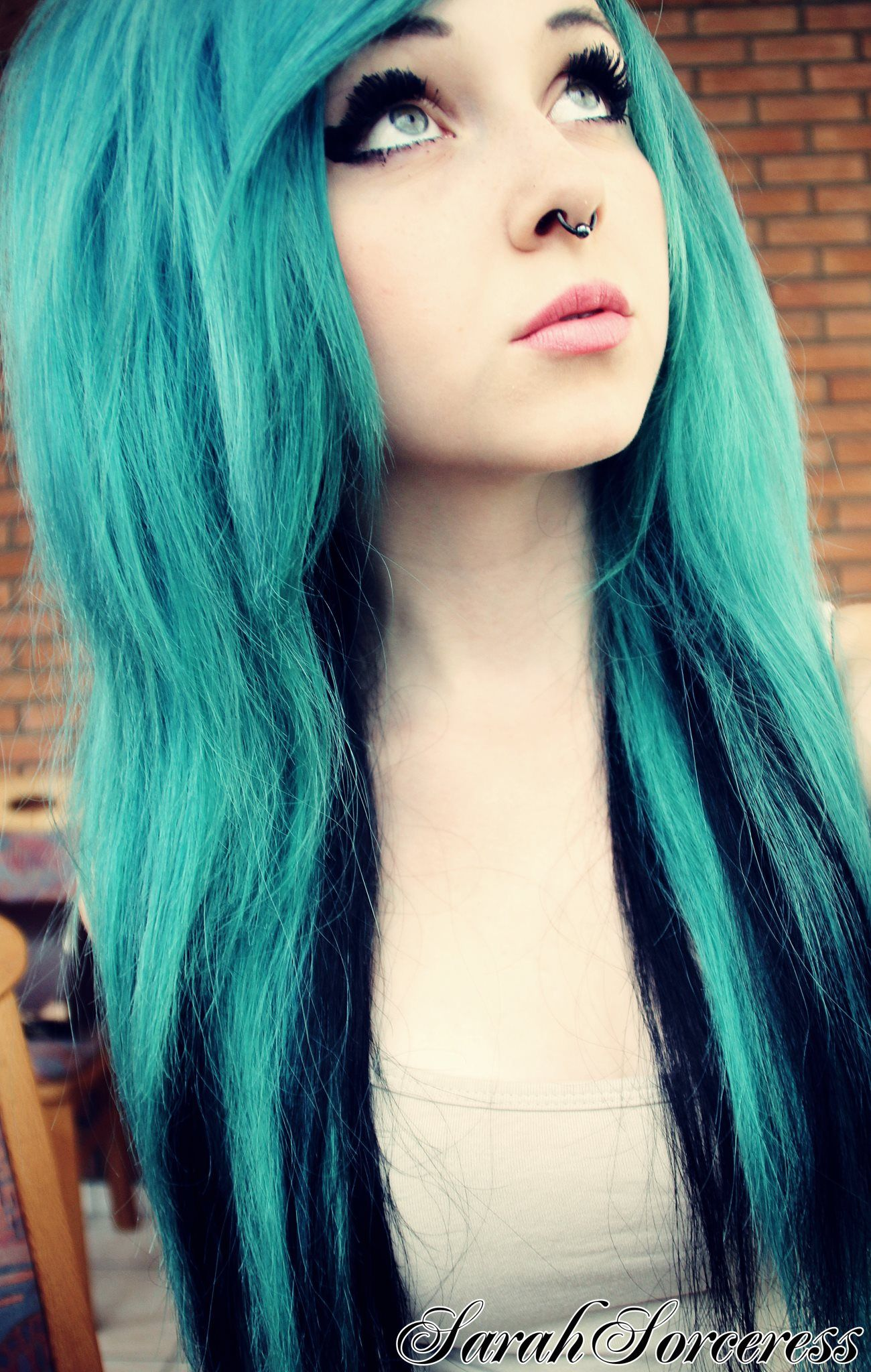sarah sorceress | hair in 2019 | hair, emo hair, hair styles