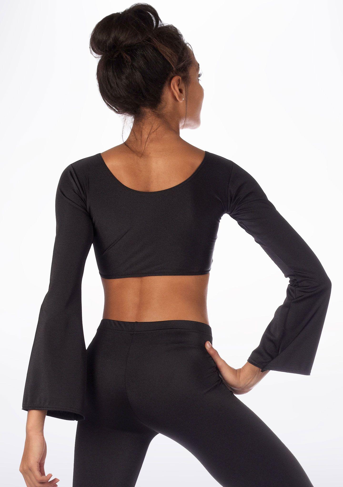 5bd52665d Alegra Shiny Hanae Top - Move Dancewear® FR   mode   Tops, Crop tops ...