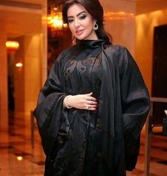 قفطان وعبايات ميساء مغربي بالصور Fashion Hijabi Abaya