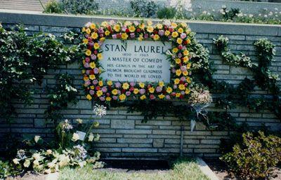 Stan Laurel 1890 1965 Find A Grave Photos Residenza