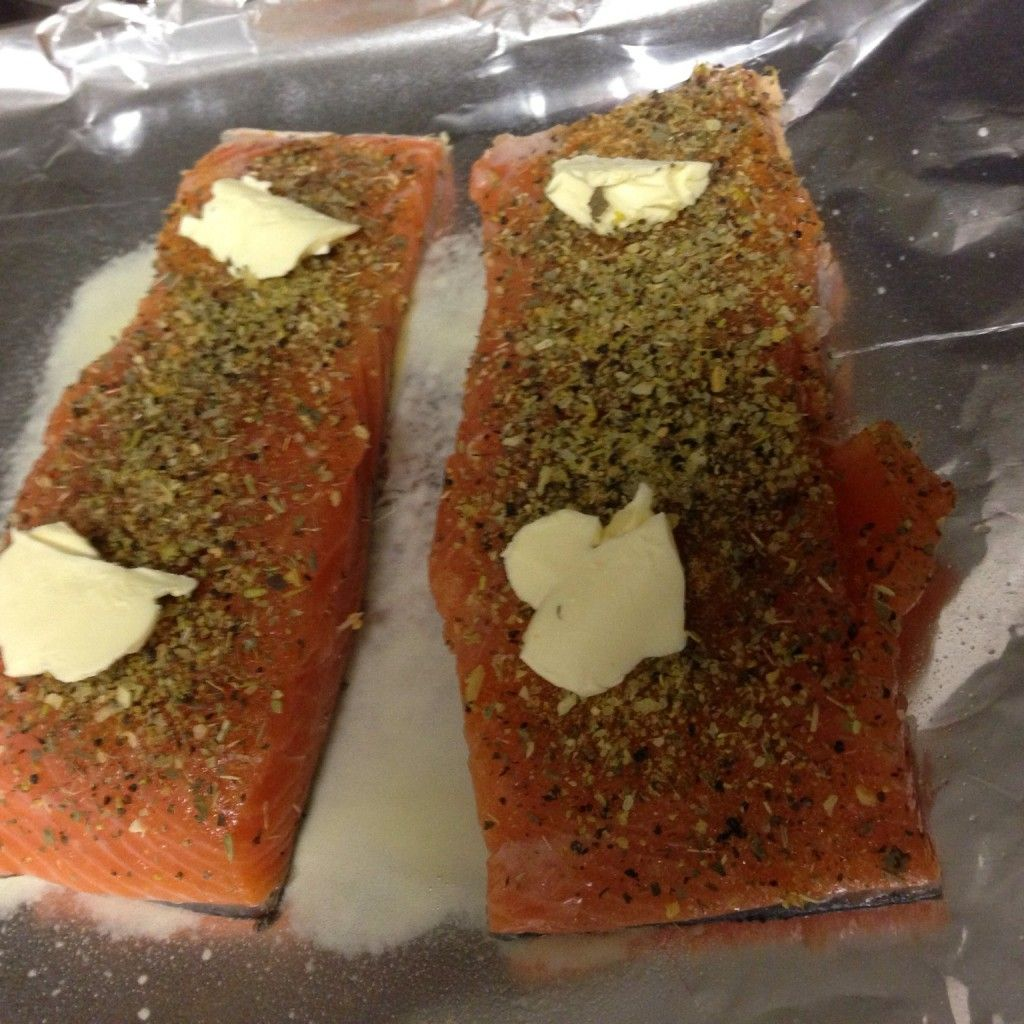 Best 25 Oven Baked Salmon Ideas On Pinterest Salmon In