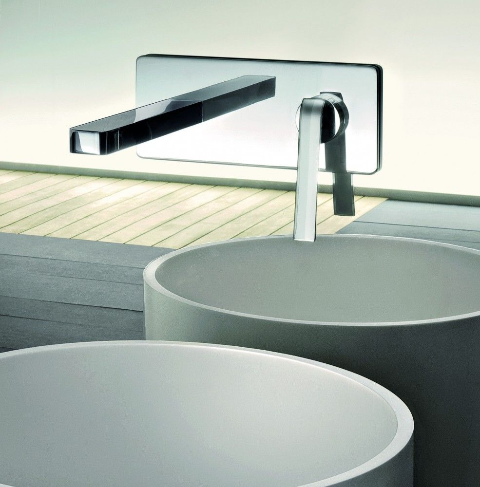 Wall Mount Kitchen Sink Faucet | Kitchen Faucets | Pinterest ...