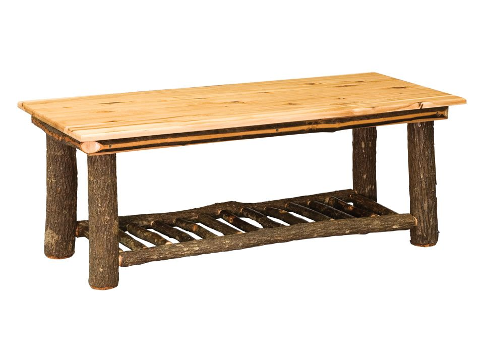 Hilltop Coffee Table Foothills Amish, Foothills Amish Furniture