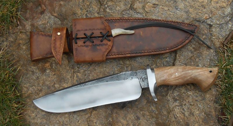 Pin By William Porter On Custom Knife Fixed Blade