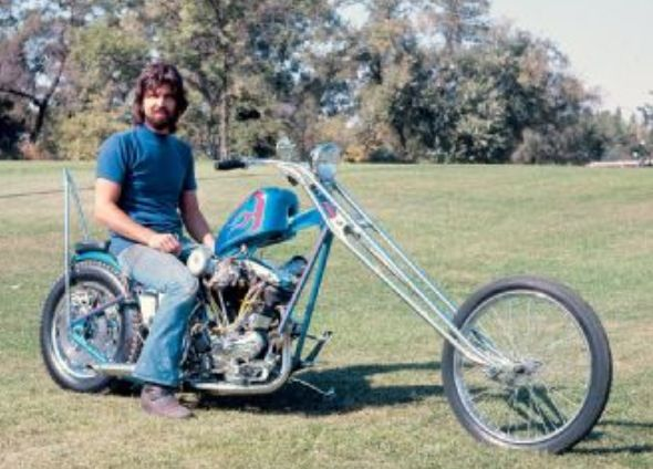 The late great John Harmon of Nor , Cal  Builder of the