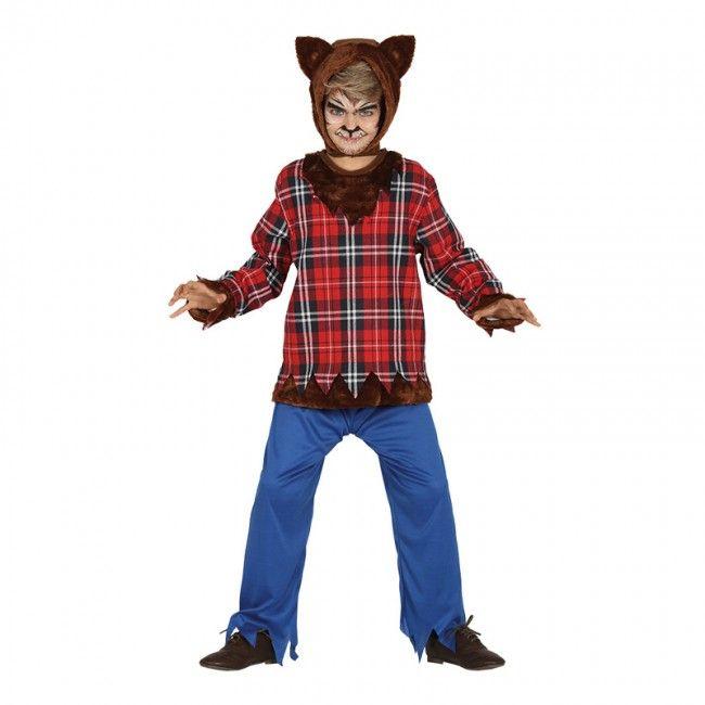 disfraces lobo