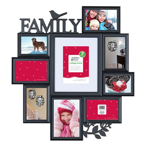 eden frame photo collage multiple styles decor walmartcom