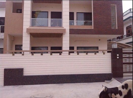 ICYMI: Indian House Front Boundary Wall Designs