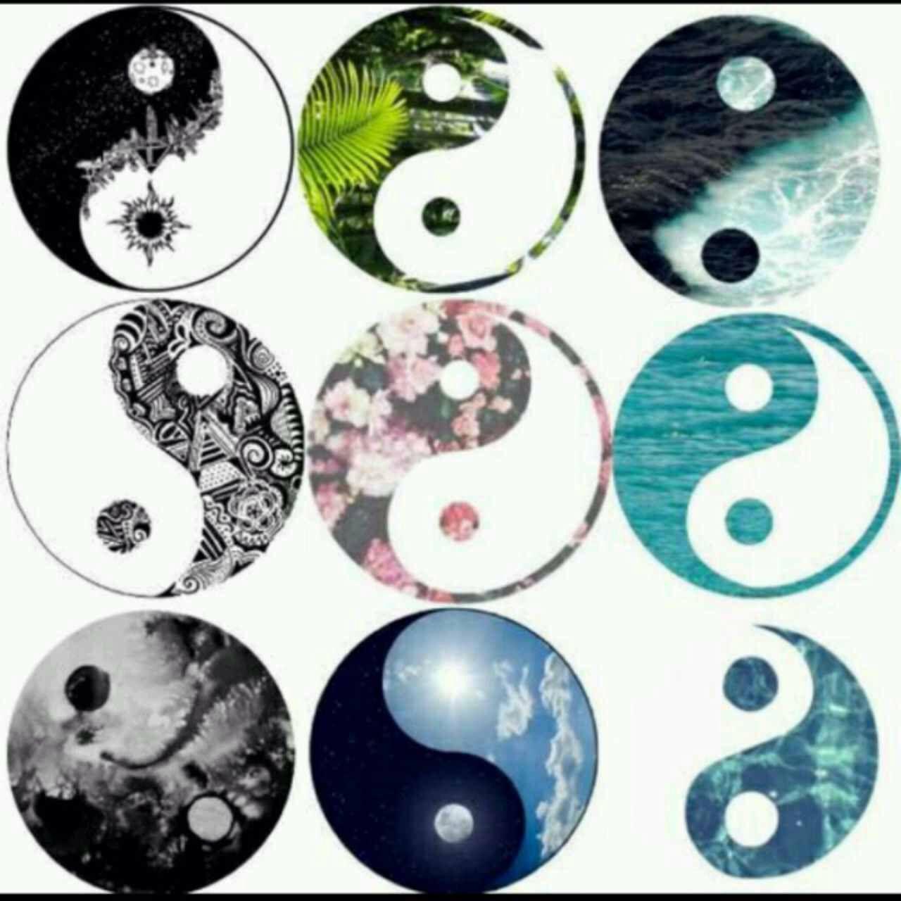 Yin yang emoji whatsapp