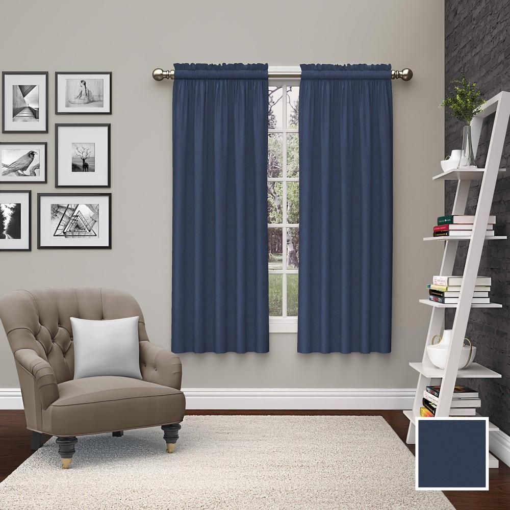 Pairs To Go Victoria Voile Window Curtain Panel Pair In Grey 118