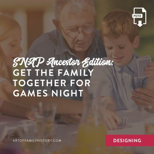 Customise Your Next Family Games Night With A One-of-a