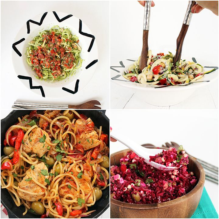 Healthy spiralized recipes under 300 calories tips for making food healthy spiralized recipes under 300 calories forumfinder Gallery