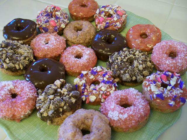Sugar Free Desserts: Eggface Mini Protein Donuts Doughnuts #proteindonuts