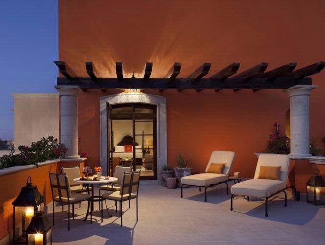 Quedamos en el jard n terrazas mexicanos y casa mexicana for Terrazas mexicanas