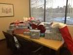 The gifts for our 2012 Holiday Family! #givingback #christmas #CCDS