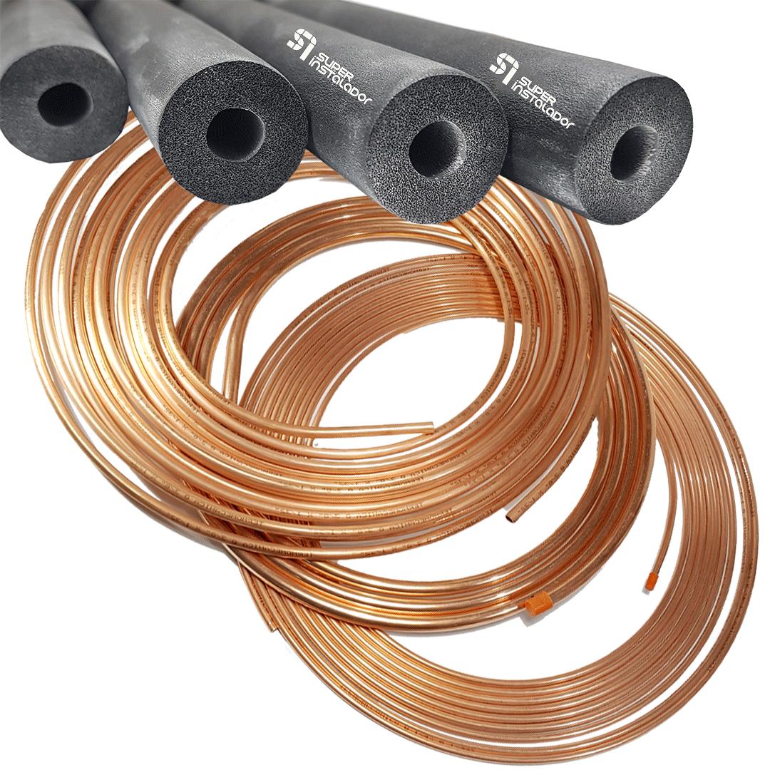 cañeria de cobre para aire acondicionado (con imágenes